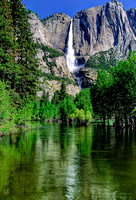 Yosemite Lower Falls