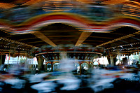 Carousel, Disney World