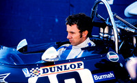 Piers Courage in his Brabham-Ford